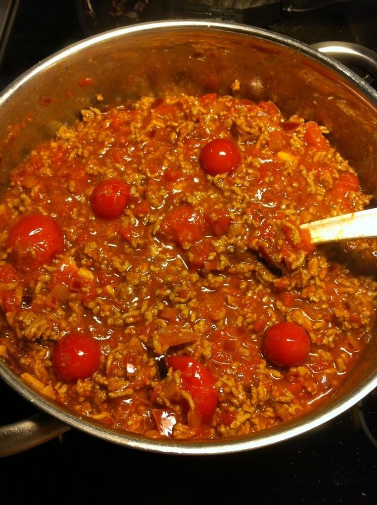 chili con carne vita bönor